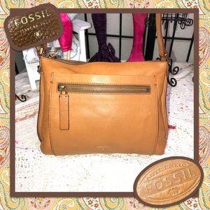 Fossil Fiona Issue No 1954 Crossbody Bag
